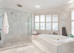 Modern and contemporary en suite bathroom   Cairns Bathroom Renovations